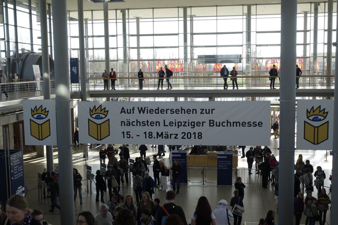 Die Pirckheimer kommen 2018 wieder! Dann heißt es vom 15-18. März: »Auf nach Leipzig!«