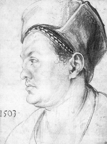 Porträt von Willibald Pirckheimer