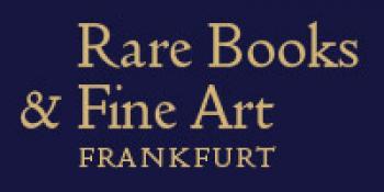 Schriftzug Rare Books fineart Frankfurt | © abooks.de