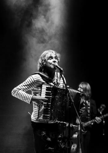 Hans-Eckhardt Wenzel im Konzert | ©Sandra Buschow/sanstories.com