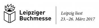 Das Logo der Leipziger Buchmesse